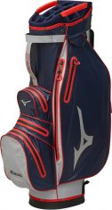 Mizuno BR-DRI Cart Bag Navy Red