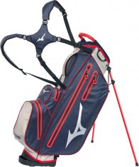 Mizuno BR-DRI Stand Bag Navy/ Red