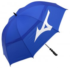 Mizuno Tour Twin Canopy Umbrella Staff Navy