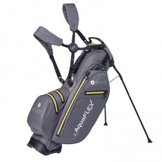Motocaddy Aquaflex Stand Bag Charcoal/Lime