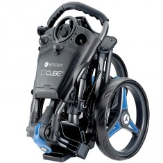 Motocaddy Cube 3 Push Trolley