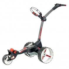 Motocaddy M1 DHC Trolley With 18 Hole Lithium