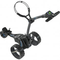 Motocaddy M5 GPS DHC Trolley 18 Hole