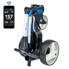 Motocaddy M5 Connect Trolley With 18 Hole Lithium Battery