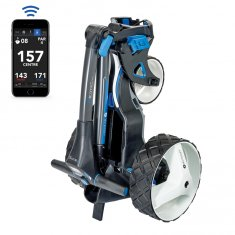 Motocaddy M5 Connect DHC 2018 Trolley With 18 Hole Lithium Battery