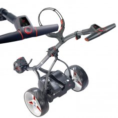 Motocaddy S1 DHC Electric Trolley (Downhill Control) With 18 Hole Lithium Battery 2018 Model