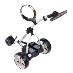 Motocaddy S1 Electric Trolley With Extended Holes Lithium Battery 2018 Model