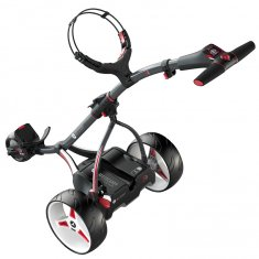 Motocaddy S1 Electric Trolley With 18 Hole Lithium