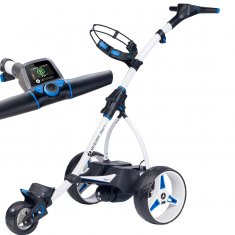 Motocaddy S3 PRO Electric Trolley With 18 Hole Lithium Battery