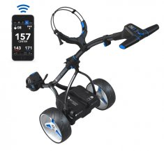 Motocaddy S5 Connect Trolley With 18 Hole Lithium Battery