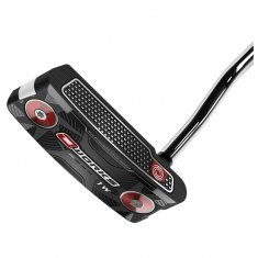 Odyssey O Works 1 Wide Putter With Super Stroke Pistol Grip
