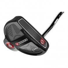 Odyssey O Works 2 Ball Putter With Super Stroke Pistol Grip