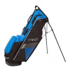 Ping Hoofer Lite Stand Bag Blue/ Black
