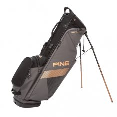 Ping Hoofer Lite Stand Bag Graphite/ Black/ Canyon Copper