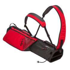 Ping Moonlite Pencil Bag Red