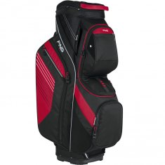 Ping Traverse Black/Red Cart Bag