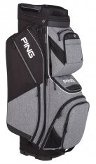 Ping Pioneer Cart Bag Heather Grey/Black