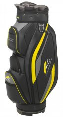 Powakaddy Premium Edition Cart Bag 2019 Black/Yellow