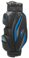 Powakaddy Premium Edition Cart Bag 2019 Black/Blue