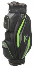 Powakaddy Premium Edition Cart Bag 2019 Black/Lime