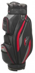 Powakaddy Premium Edition Cart Bag 2019 Black/Red