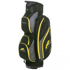 Powakaddy Deluxe Bag Black/Yellow 2018 Model