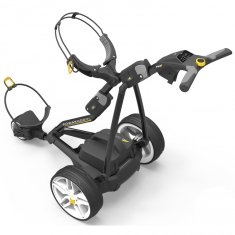 Powakaddy FW3s With 18 Hole Lead Acid Battery