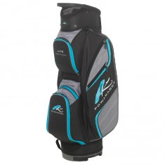 Powakaddy Lite Bag Black/Aqua 2018 Model
