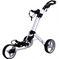 Powakaddy Twinline 4 Golf Push Trolley
