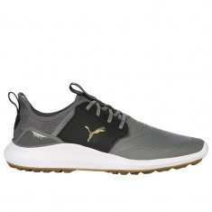 Puma IGNITE NXT Crafted Quiet Shade/Black/Gold