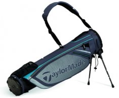 TaylorMade Quiver Grey/Aqua Pencil Bag