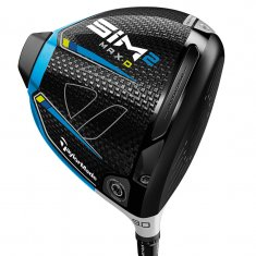 Taylormade SIM 2 Max D Ladies Golf Driver
