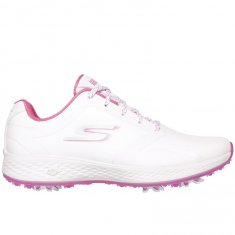 Skechers Go Golf Pro White/ Pink Trim