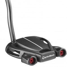 Taylormade Spider Tour Black Double Bend Sightline Putter