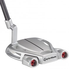 Taylormade Spider Tour Diamond Silver L Neck Sightline Putter