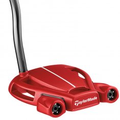 Taylormade Spider Tour Red Double Bend Sightline Putter