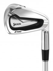 Srixon Z 585 Irons Steel Shaft