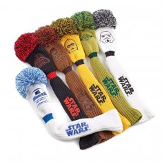Star Wars Pom Pom Driver Head Cover
