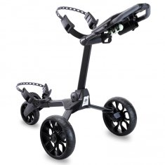 Stewart R1-S Push Trolley Black