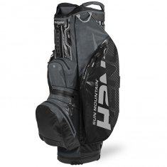 Sun Mountain 2020 H2NO Lite Cart Bag Black/Gun Metal