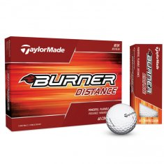 Taylormade Burner Distance Golf Balls 3 Dozen Pack