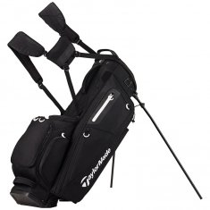 TaylorMade Flextech Black Stand Bag