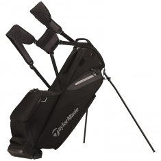 TaylorMade Flextech Lite Black Stand Bag
