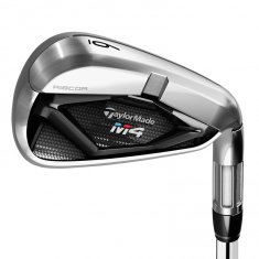 Taylormade M4 Graphite Irons WITH FREE BAG