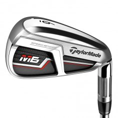 Taylormade M6 Irons Steel Shaft