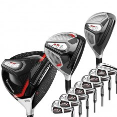 Taylormade M6 Package Set With FREE GOLF BAG