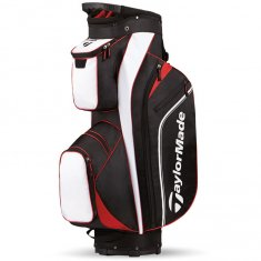 TaylorMade Pro Cart 4.0 Black/White/Red