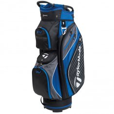 TaylorMade Pro Cart 6.0 Black/ Charcoal/ Blue