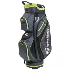 TaylorMade Pro Cart 6.0 Black/ Charcoal/ Green