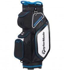 TaylorMade Pro Cart 8.0 Black/White/Blue